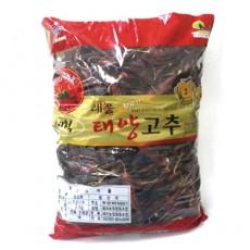 2018년산 세척 해풍태양초 3kg(5근)