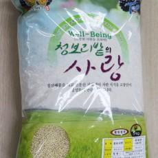 노랑찰보리쌀 5kg